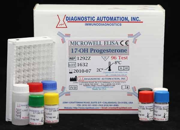 17-alpha hydroxy Progesterone ELISA kit