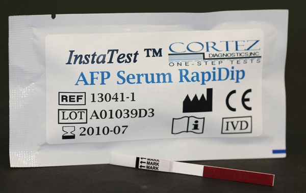 AFP Serum Rapid Test