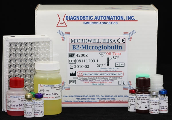 Beta 2 Microglobulin ELISA kit