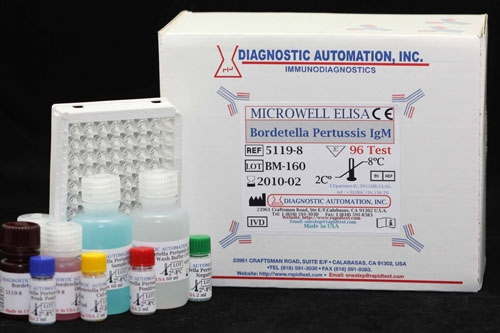 Bordetella Pertussis IgM ELISA kit