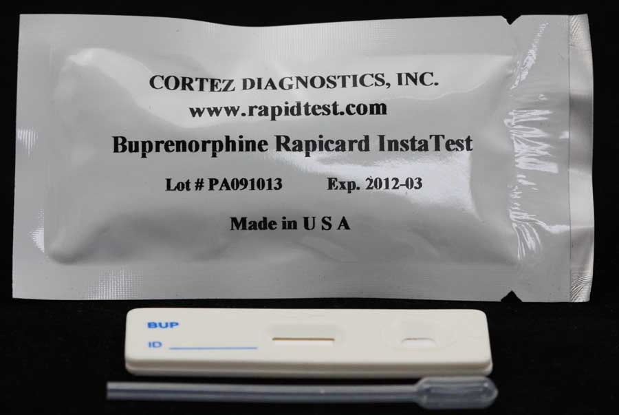 Rapid (BUP) Buprenorphine Drug Test (Cassette)