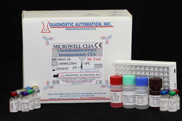 CEA CLIA kits - (Chemiluminescence Immuno Assay)