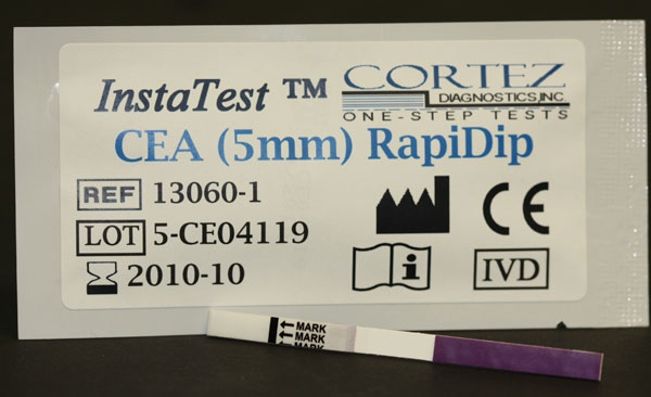 CEA Serum Rapid Test