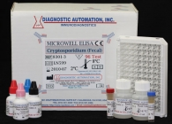 Cryptosporidium Fecal ELISA kit