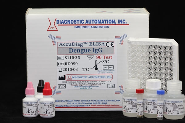 Dengue IgG ELISA Kit