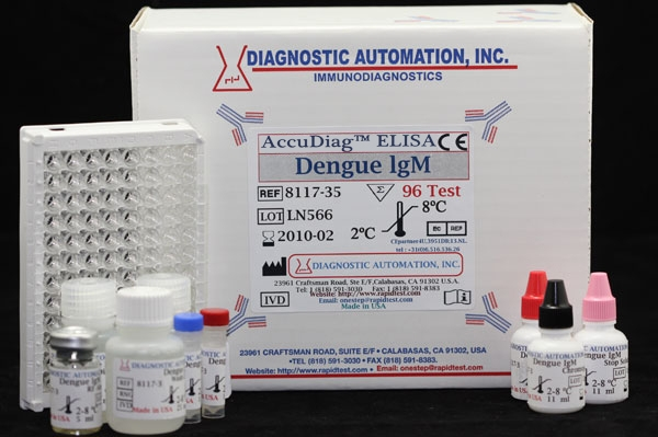 Dengue IgM ELISA Kit