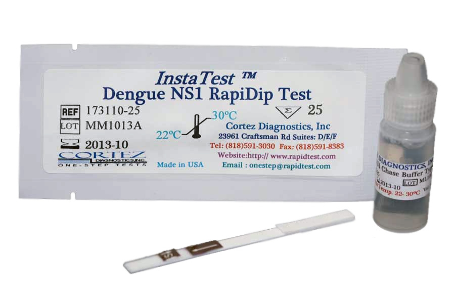 Dengue NS1 rapid test