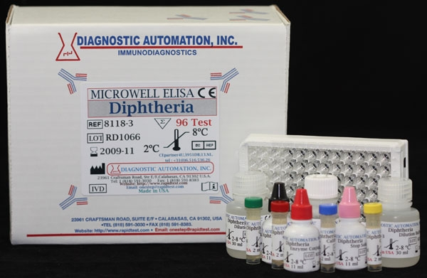 Diphtheria ELISA kit