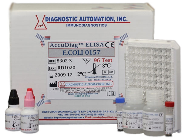 E.Coli O157 (Fecal) ELISA kit