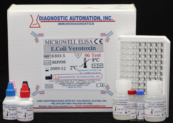 E.coli Verotoxin (Fecal) ELISA kit
