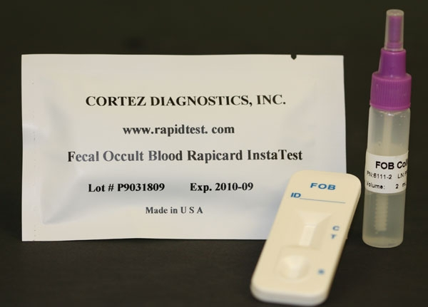 Fecal Occult Blood Rapid Test