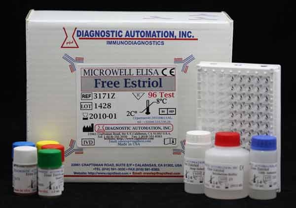 Free Estriol ELISA kit