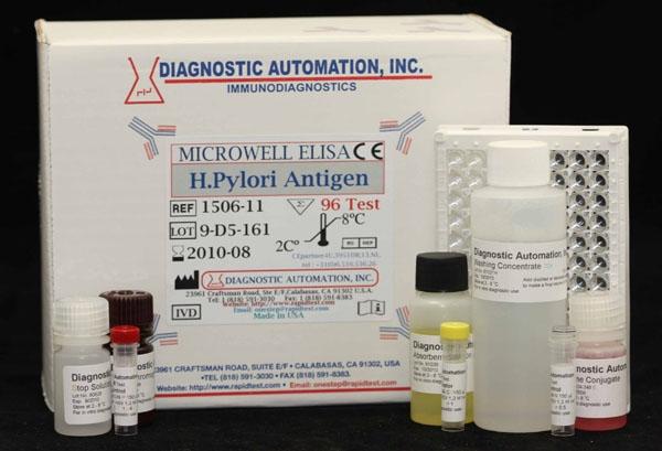 H Pylori Antigen Elisa Kit Ce Gmp 818 591 3030 Usa