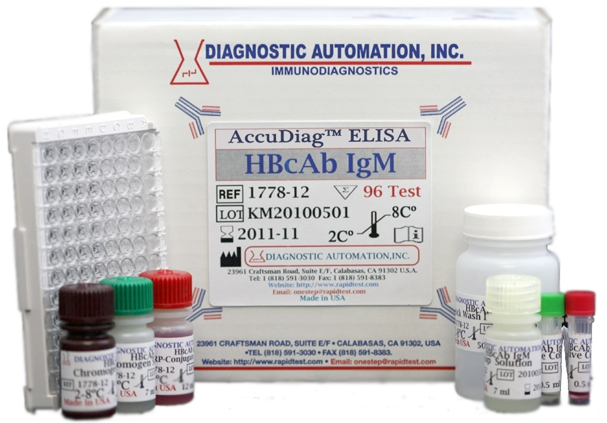 HBcAb IgM ELISA kit