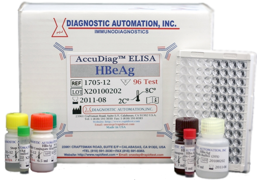 HBeAg ELISA kit