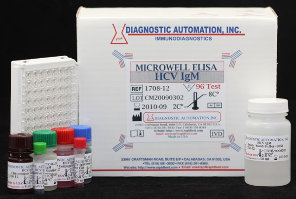 HCV IgM ELISA kit