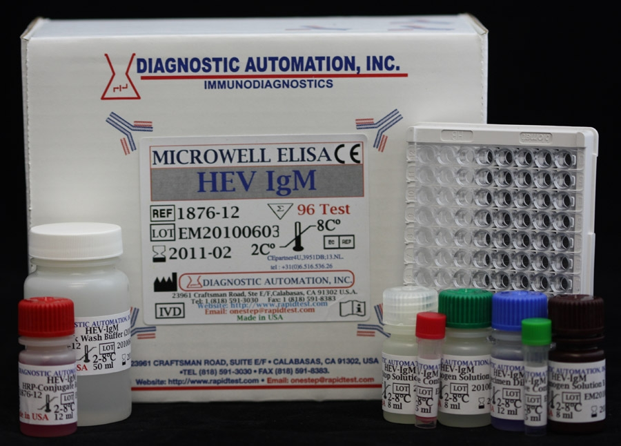 HEV IgM ELISA kit