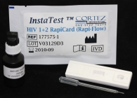HIV 1/2 Rapid Test (Serum,WB,Plasma)