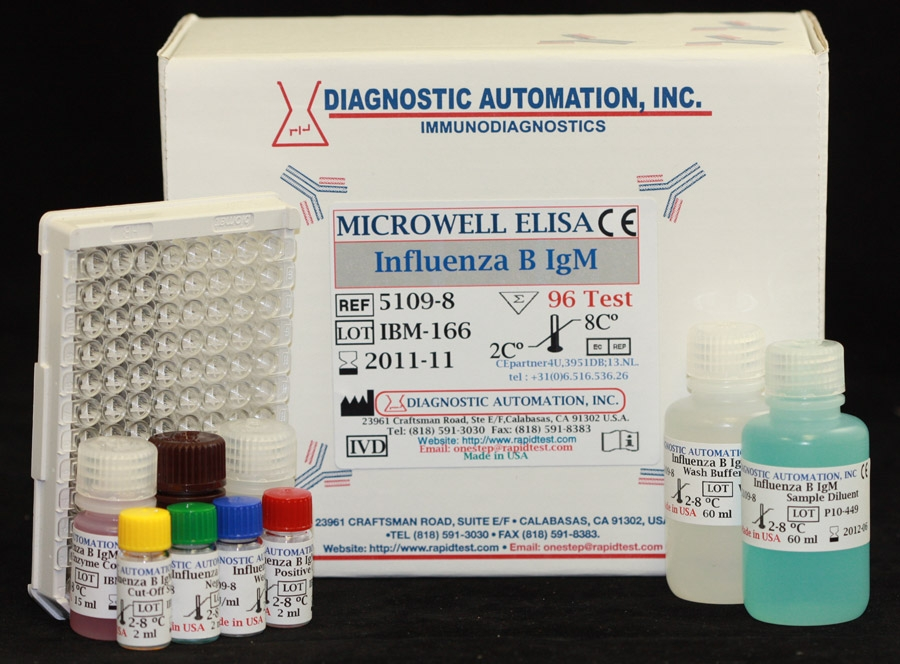 Influenza B IgM ELISA Kit