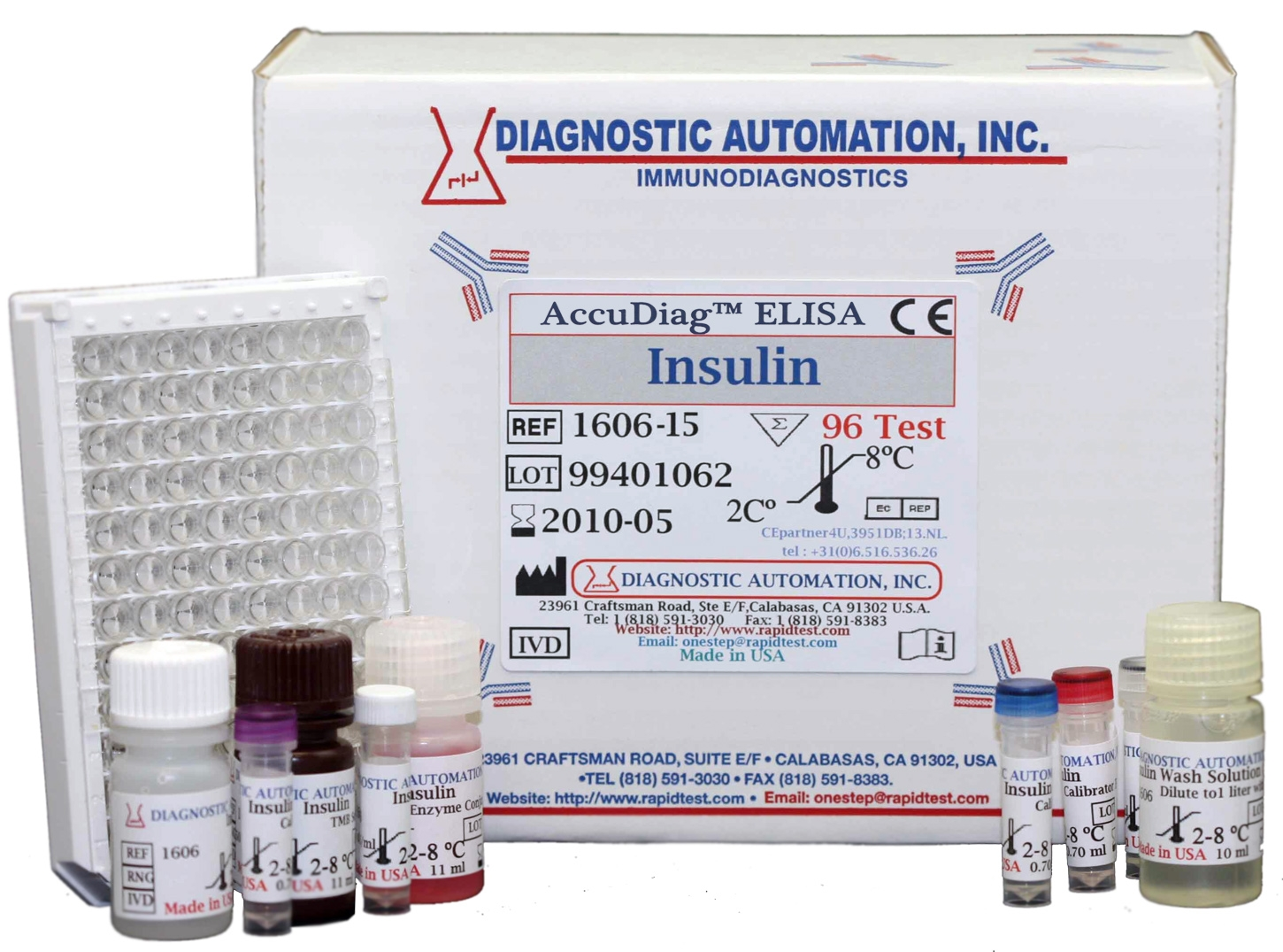 Insulin ELISA kit
