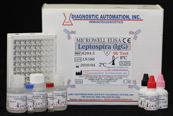 giardia water test kit