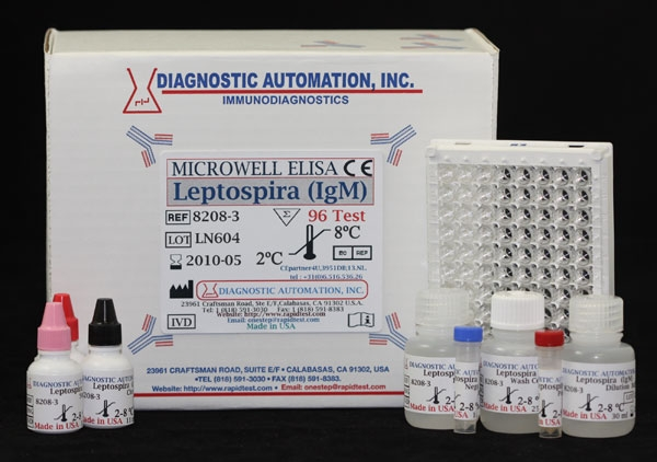 Leptospira IgM ELISA kit