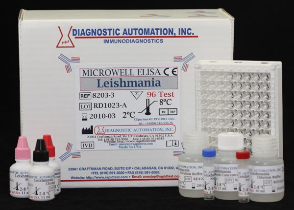 Leishmania ELISA kit