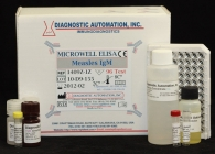 Measles IgM ELISA kit