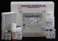 Rubella IgG ELISA Test