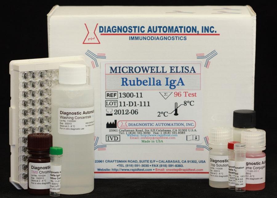 Tests for Lyme Disease, ELISA Test Lyme Disease - RapidTest