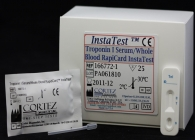 Troponin I Rapid Test Serum/WB