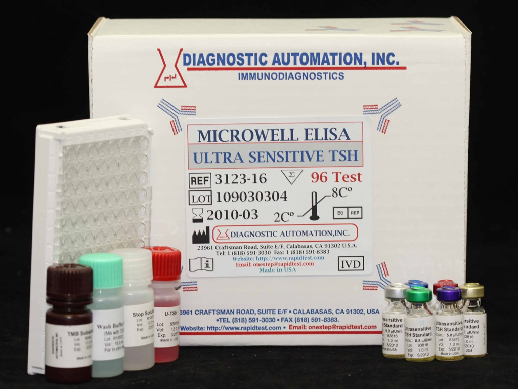 TSH Ultra Sensitive ELISA kit