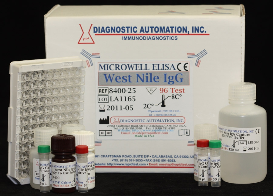 West Nile IgG ELISA kit