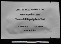 Rapid Tramadol Drug Test (Strip)